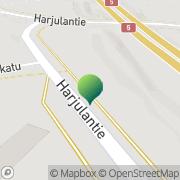 Kartta Varkauden kaupunki Lehtoniemen koulu Varkaus, Suomi