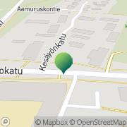 Kartta Joensuun kaupunki Marjalan koulu Joensuu, Suomi
