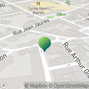 Carte de Atout-Math Saint-Quentin, France