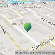 Kaart Focus Studiebegeleiding Heerenveen, Nederland
