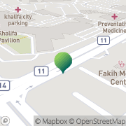 Map Repton Abu Dhabi - UAE Abu Dhabi, United Arab Emirates