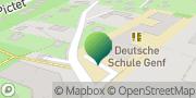 Carte de Deutsche Schule Genf Vernier, Suisse