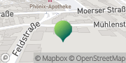 Karte Studienkreis Nachhilfe Duisburg-Homberg Duisburg, Deutschland