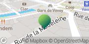 Carte de Ligne & Bien-être Vevey, Suisse