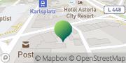 Karte Studienkreis Nachhilfe Essen-Altenessen Essen, Deutschland