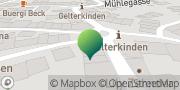 Karte Rebisto GmbH Gelterkinden, Schweiz
