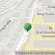Karte Graf-Stauffenberg-Gymnasium Flörsheim, Deutschland