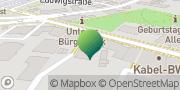 Karte Studienkreis Nachhilfe Weinheim Weinheim, Deutschland