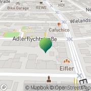 Karte hager kbt Frankfurt am Main, Deutschland