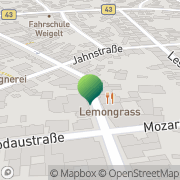 Karte LernPortal Mühlheim am Main - Nachh Mühlheim, Deutschland