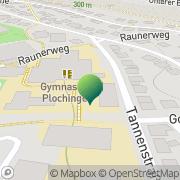 Karte Gymnasium Plochingen, Deutschland