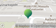 Kort AOF Nordjylland Ålborg, Danmark