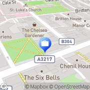 Map Compare Brokers Chelsea, United Kingdom