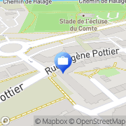 Carte de Smavie Rennes, France