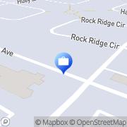 Map Wells Fargo Bank Ruthville, United States
