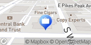 Map Waypoint Bank Colorado Springs, United States