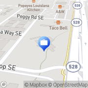 Map BBVA Compass Rio Rancho, United States