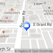 Map ATM Tucson, United States