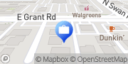 Map Keith D. Duncan: Allstate Insurance Tucson, United States