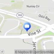Map Jared Teerlink Salt Lake City, United States
