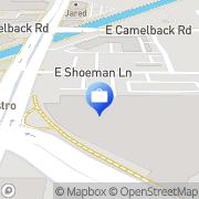 Map Sagicor Life Insurance Company Scottsdale, United States