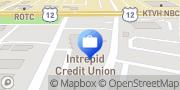 Map Intrepid Credit Union Helena, United States