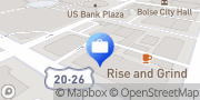 Map Credit Repair Services Boise, United States