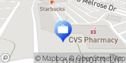 Map Edward Jones - Financial Advisor: Andrew W Shaw Vista, United States