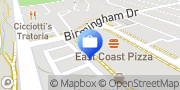 Map Chase Bank Cardiff-by-the-Sea, United States