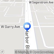 Map Lendingpoint Mortgage Santa Ana, United States
