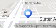 Map Credit Repair Services Fountain Valley, United States