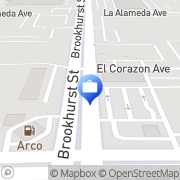 Map ATM Fountain Valley, United States