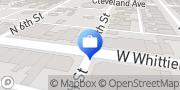 Map Credit Repair Services Montebello, United States