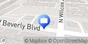 Map Chase Bank Montebello, United States