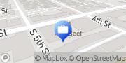 Map Chase Bank Alhambra, United States