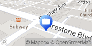 Map Credit Repair Services Downey, United States