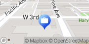 Map Chase Bank Long Beach, United States