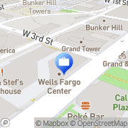 Map Grandpoint Bank Los Angeles, United States