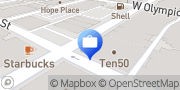 Map Chase Bank Los Angeles, United States