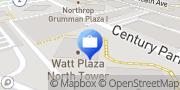 Map Century City Advisor Group - Ameriprise Financial Services, Inc. Los Angeles, United States