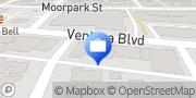 Map Brightway Insurance, The Katz Agency Sherman Oaks, United States