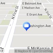 Map Cheap Car Insurance Fresno, CA Fresno, United States