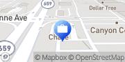 Map Chase Bank Reno, United States