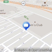 Map Justus for Tax Relief Roseville, United States