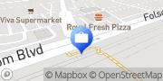 Map Credit Repair Services Rancho Cordova, United States