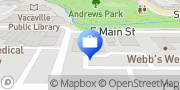 Map Edward Jones - Financial Advisor: Matthew Hamilton Vacaville, United States