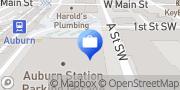 Map Farmers Insurance - Brandon Block Auburn, United States