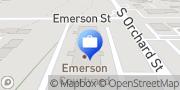 Map Edward Jones - Financial Advisor: Chris Miller Fircrest, United States