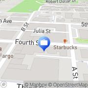 Map ATM San Rafael, United States