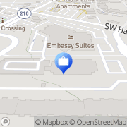 Map TW Morgan Insurance Services Portland, United States
